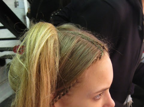 ACNE AW10 SHOW: POST-APOCALYPTIC HAIR