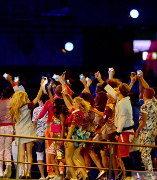 OLYMPIC OPENING CEREMONY: THE FASHION INSPIRATIONS
