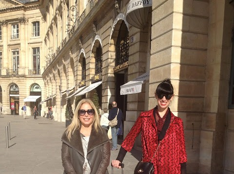 THE OTHER SIDE OF FASHION WEEK: BUYING WITH BRIX IN PARIS