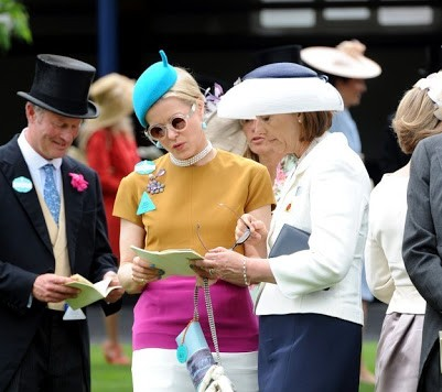 ROYAL ASCOT DRESSING THE FASHION WAY