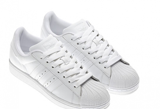 It's a thing: White Trainers