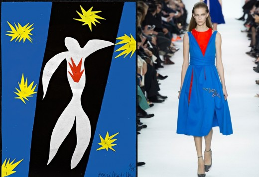 """Henri Matisse: The Cut-Outs """"Creation begins with vision."""""""