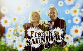 jean paul gaultier and jennifer saunders for i-D