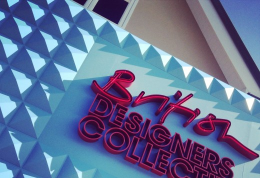 THE BRITISH DESIGNERS' COLLECTIVE AT BICESTER IS OPEN