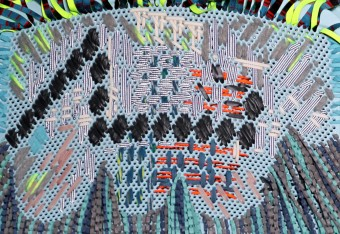 Class of 2014: Quoi Alexander's woven wonders were made by an army of 20