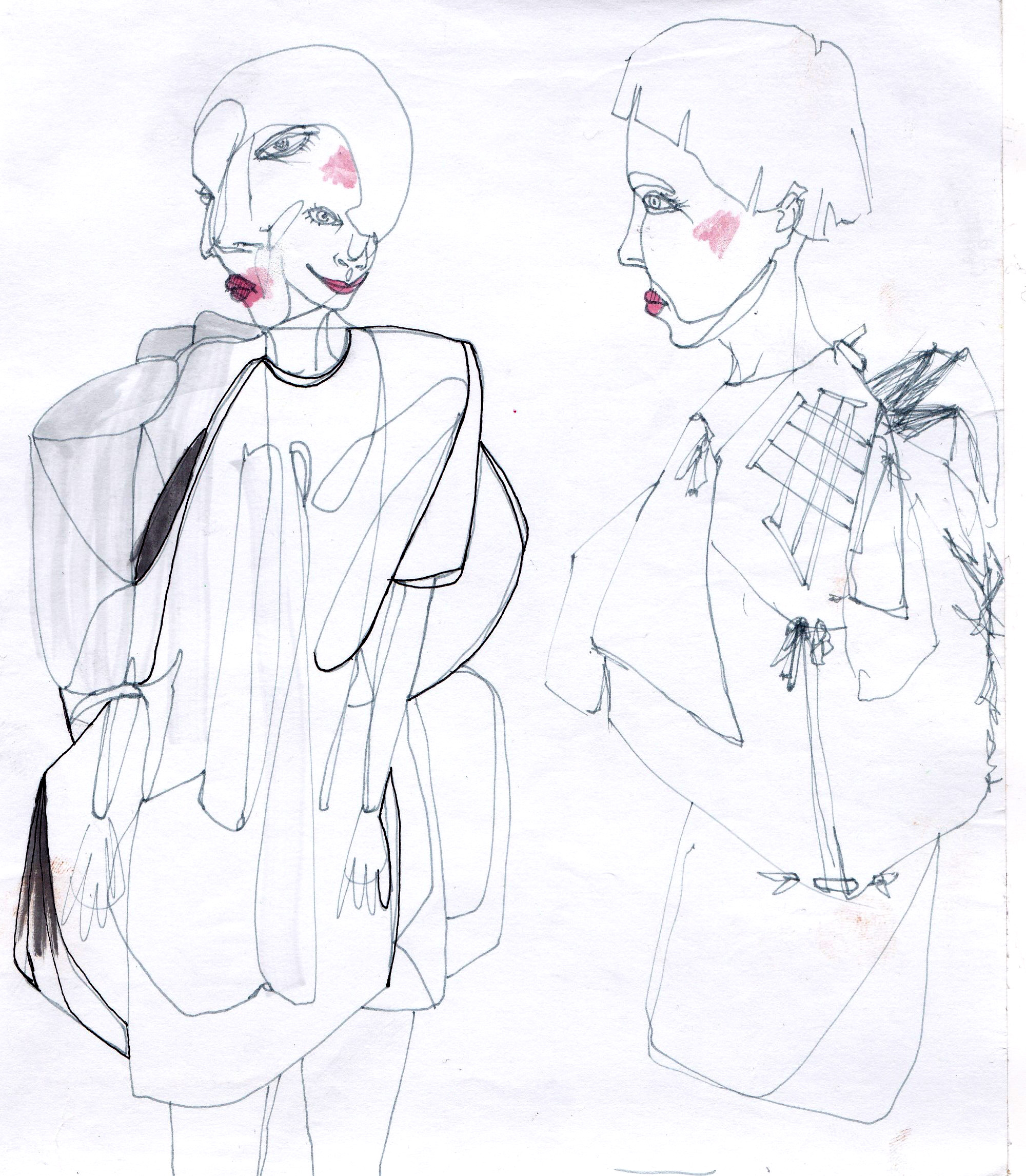 Sketches by Quoi Alexander