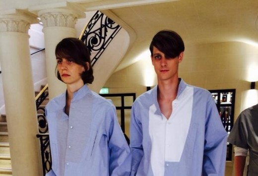 JW Anderson for Loewe= cheese shoes & a new way to wear shirts