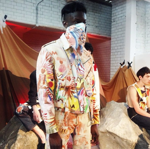 Alex Mullins SS15 (via @styleandnotes on Instagram)