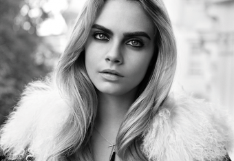 Cara Delevingne does Topshop and gets Cecil the Rabbit