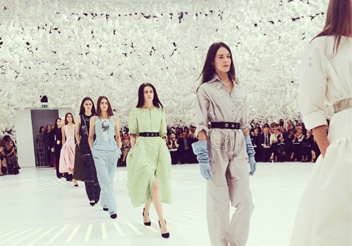 Raf Simons reinvents for Dior Couture