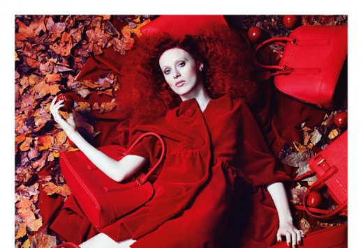 Edits: The Power of Red for AW14