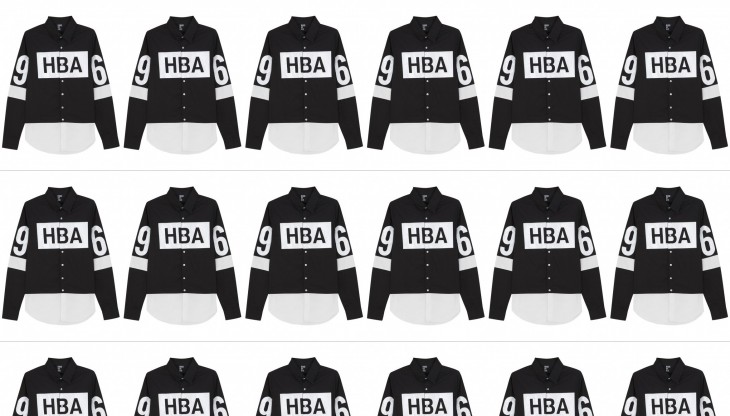 Obsession: Hood by Air shirt