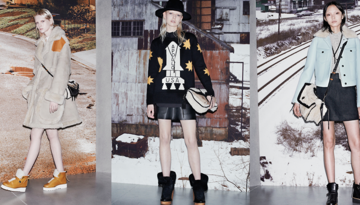 Edits: Stuart Vevers' Coach is an awesome Autumn look