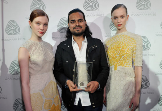 Rahul Mishra is the beautiful future of Indian fashion