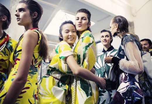 9 things to make us feel positive about #MFW