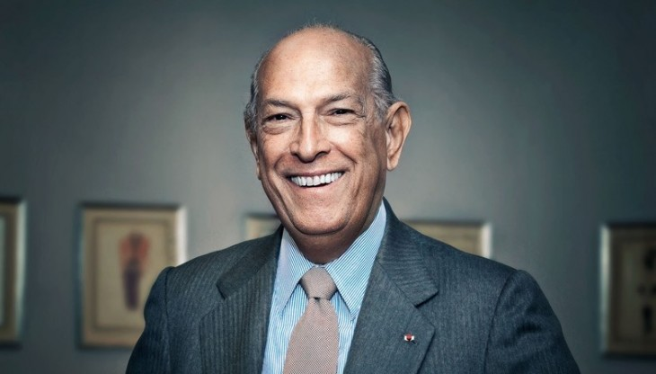 In Memory of Oscar de la Renta (1932-2014)