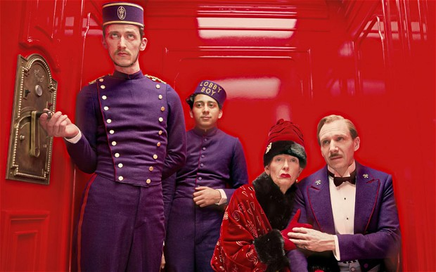Scene from The Grand Budapest Hotel (via The Telegraph)