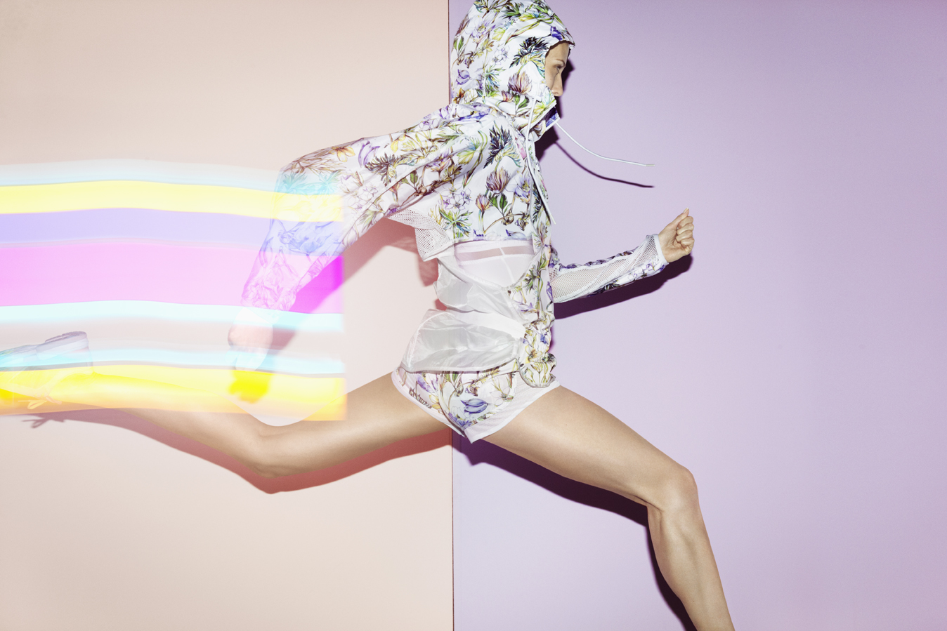 new balance bordeaux 420 - GETTING SPORTY WITH STELLA MCCARTNEY - Fashion Editor at Large